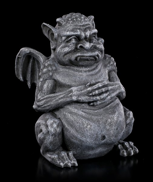 Gargoyle Figur - Dicker Oger