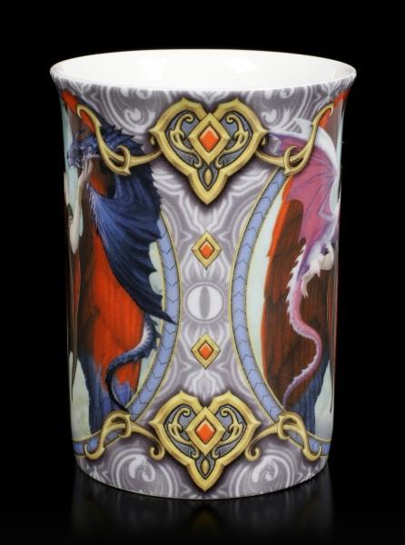 Porcelain Mug - Dragon Mistress