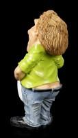 Funny Job Figurine - Men at Work