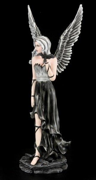 Black Angel Figurine Large - Nevermore