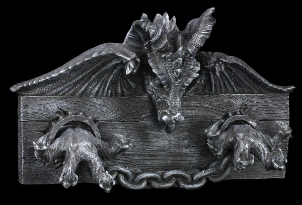 Dragon Key Holder