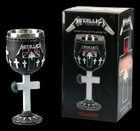 Metallica Goblet - Master of Puppets