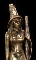 Witch Figurine - Carvinia