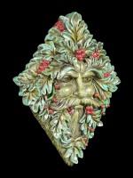 Tree Spirit Wall Plaque - Berry Beard