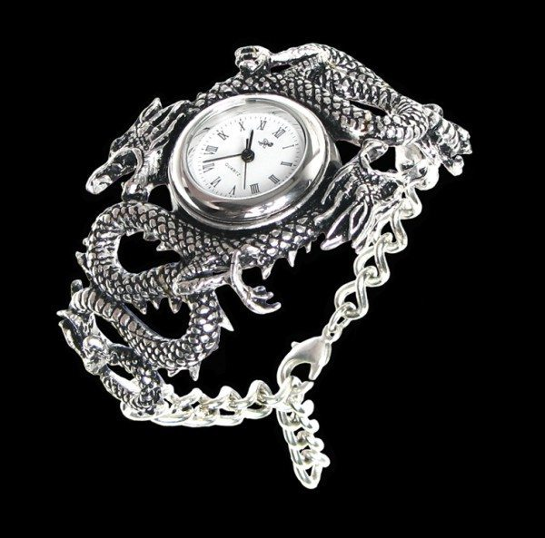 Alchemy Gothic Armbanduhr - Imperial Dragon