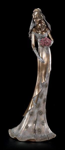 Bride Figurine with Bouquet