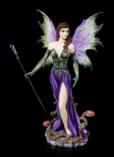 Fairy Figurine - Caro with Magic Wand