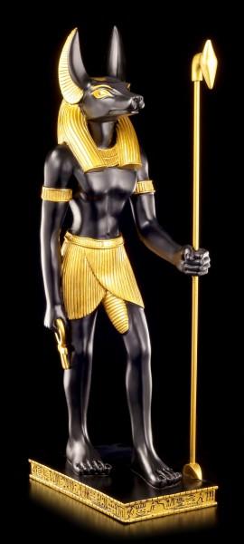 Large Anubis Figurine