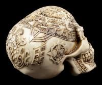 Skull - Aztec Head