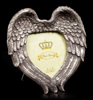Alchemy Picture Frame - Heart with Wings