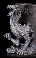 Dragon Bookend - threepart