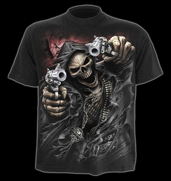 T-Shirt Fantasy Krieger - Assassin