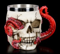 Skull Tankard - Devoured