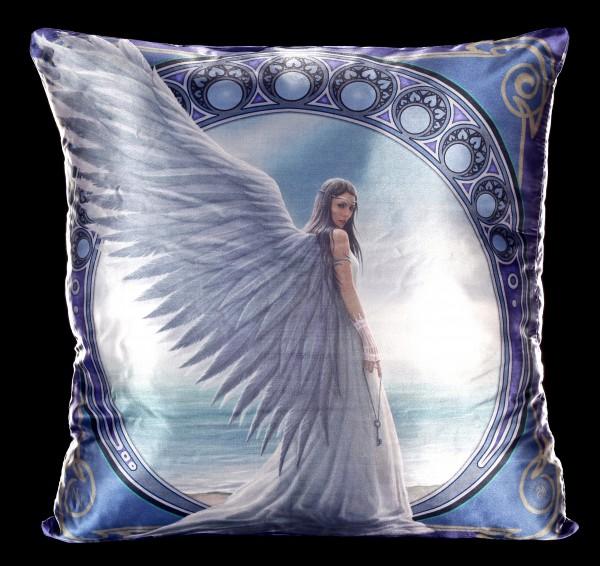 Großes Kissen mit Engel - Spirit Guide
