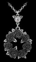 Alchemy Gothic Halskette - Ring O' Roses