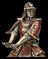 Samurai Figur - Krieger mit Schwert