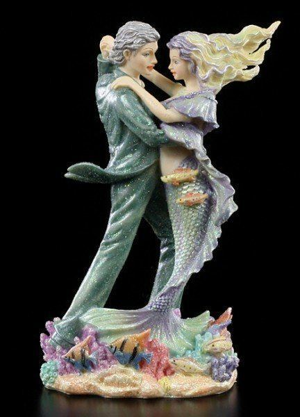 Love Mermaid - Josephine Wall