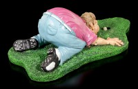 Golf Player Figurine - Blow for Par