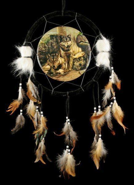 Wolf Traumfänger - Wild Watchers