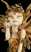 Pixie Fairy Figurine - The Autumn is here