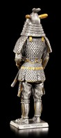 Japanese Samurai - Pewter Figurine Shogun Tokugawa Ieyasu