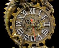 Steampunk Tischuhr - Dr. Clockwork Companion