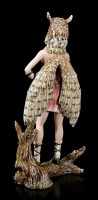 Fairy Figurine - Guardian of Owls