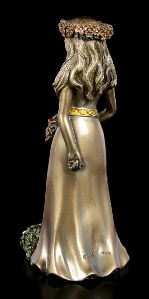 Keltische Göttin Figur Jungfrau - Maiden
