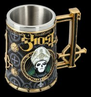 Ghost Tankard - Gold Meliora