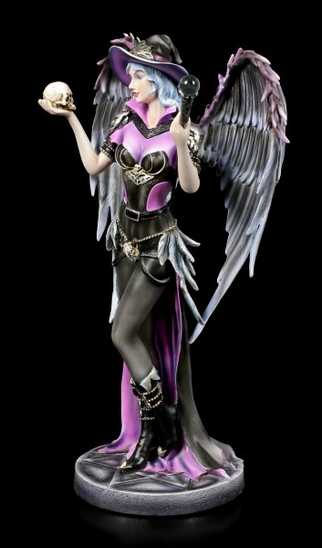 Angel Witch Figurine - Lamia with Scepter