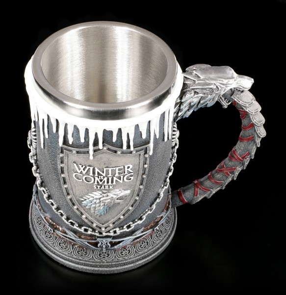 Game of Thrones Tankard - House Stark