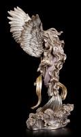 Angel Figurine with Mermaid - Impossible Love