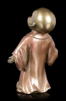 Mönch Figur mit offenen Armen