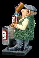 Funny Job Figurine - Hotdog Seller