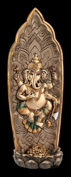 Räucherstäbchenhalter - Ganesha