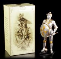 Ritter Figur - Malteser mit Morgenstern