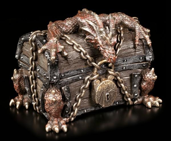 Dragon Treasure Box - The Guardian