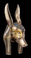 Anubis Maske - Altägyptischer Gott der Totenriten