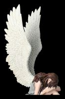 Angel Figurine - Enslaved Angel