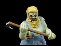 Zombie Figur - Hillbilly mit Sense