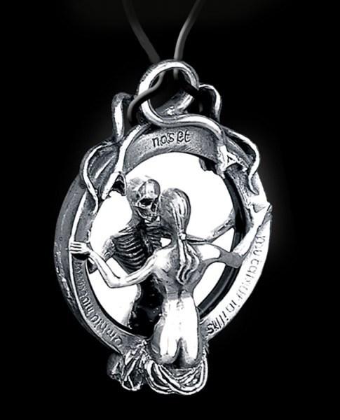 Speculum - Alchemy Gothic Pendant