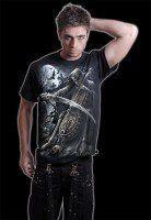 T-Shirt Skelett Reaper - Symphony of Death