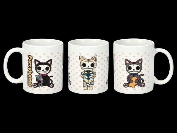 Furrybones Keramik Tasse - Mao-Mao