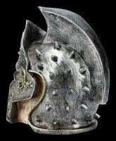 Totenkopf - Römischer Gladiator - klein