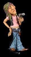 Hairdresser - Funny Job Figurine