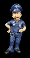Funny Job Figurine - German Policeman