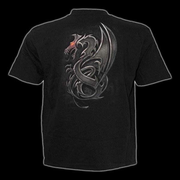 T-Shirt mit Drache - Dragon Slayer