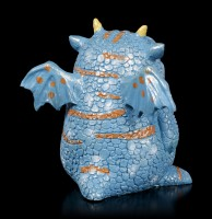 Cute Dragon Figurine - Chubby Proggle