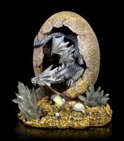 Dragon Figurine - Novus hatches from Egg