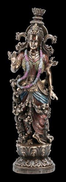 Radha Figurine - Eternal Companion and Lover of Krishna